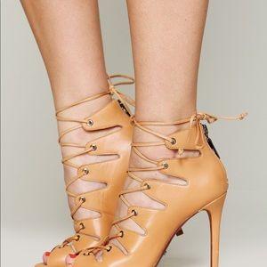 HOT Schutz Mestico lace-up booties / heels